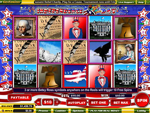 Independence Day Slot™ Slot Machine Game to Play Free in WGSs Online Casinos