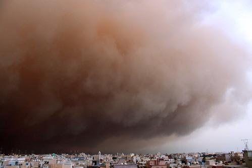 Dust Storm - Kuwait