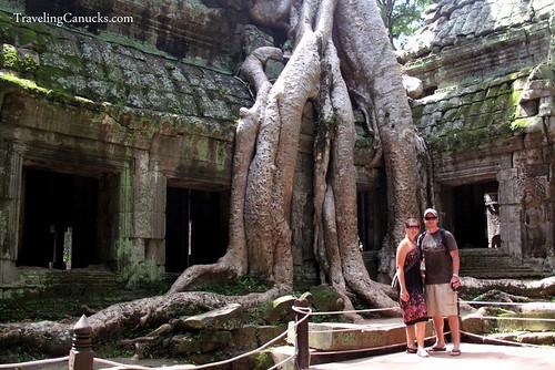 Ta Phrom, Angkor Temples of Cambodia
