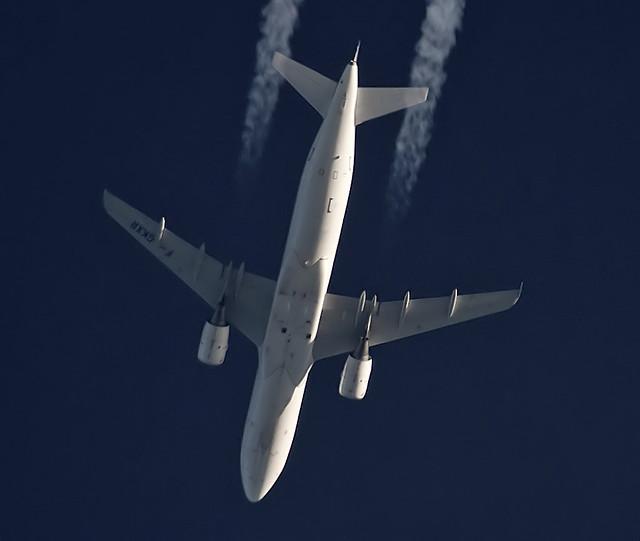 Air France Airbus A320 F-GKXR
