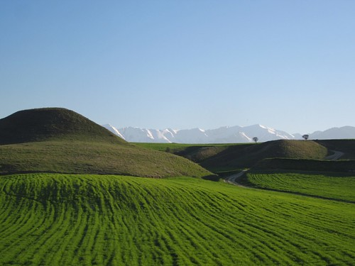 The fairyland near Denizli