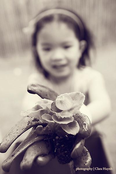 March 28 - I Love Gardening