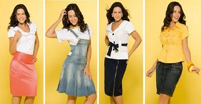 moda evangélica 2011