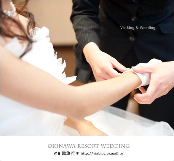 【沖繩旅遊】浪漫至極!Via的沖繩婚紗拍攝體驗全記錄!5
