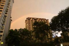 Rainbow =) (drumbunkerdragon) Tags: sky canon eos rainbow shift ii 7d 16 mm usm 35 tilt f28l