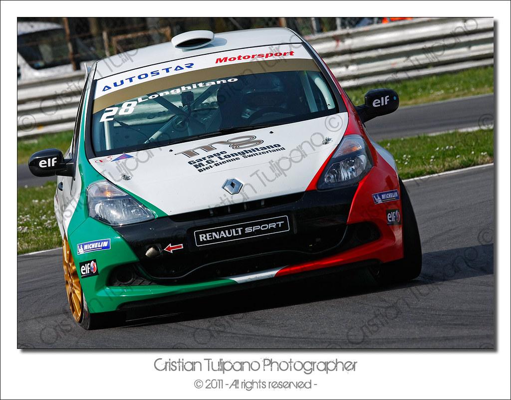 Renault Sport - Clio Cup Italia 2011