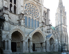 Chartres, North Porch