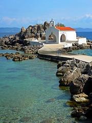 Agios Isidoros. Chios Island. Greece
