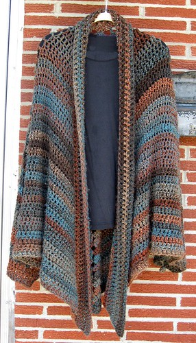 Ravelry Angel Wing Shawl Pattern By Karen Whooley