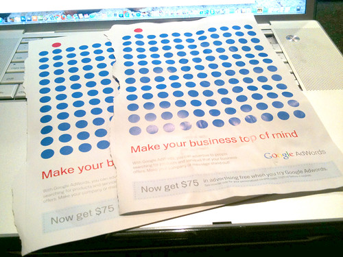 Google Adwords $75 Credit