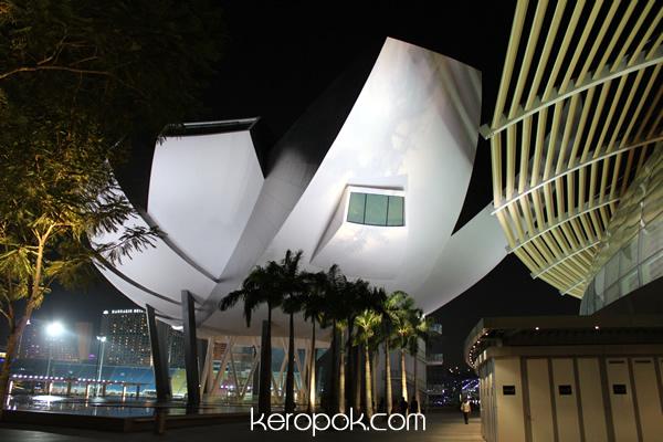 MBS ArtScience Museum
