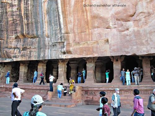 Maha vishnu temple cave 3