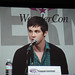 WonderCon 2011 - Three Musketeers panel - Logan Lerman