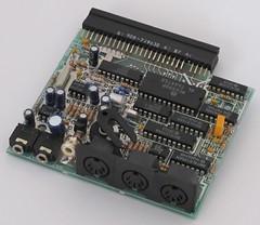 RAM Music Machine PCB Rear