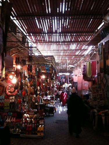 <span>marrakech</span>Souk, chilometri e chilometri di souk<br><br><p class='tag'>tag:<br/>marrakech | viaggio | luoghi | </p>
