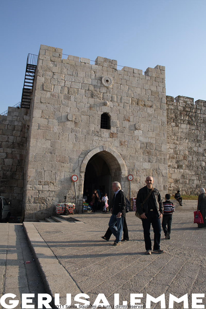 Gerusalemme, Porta di Erode