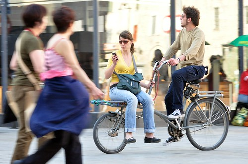 Piulant en bici x BCN