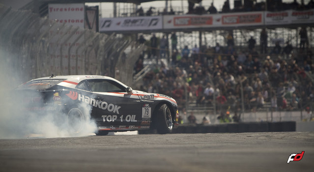 Formula Drift - Round 1 - Long Beach
