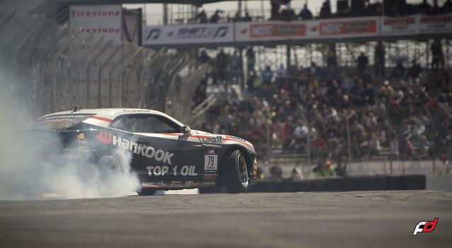 Formula Drift - Round 1 - Long Beach