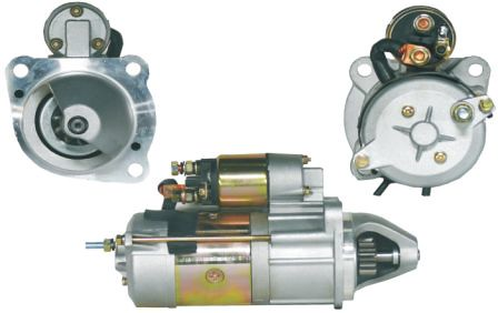 Motor Starter-Pinion Tap-Right