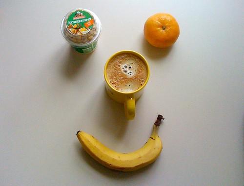 Natur-Knusper, Clementine & Banane
