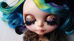 A-Dong's Custom Blythe doll No.51 *Leopard Rock*