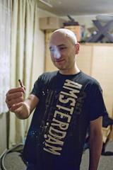 AmsterDaB (movski) Tags: portrait amsterdam day 10 anniversary name smoke april kwiecie katastrofa d700 prezydencka