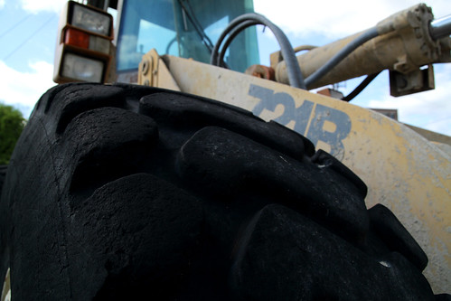 Dozer Tire