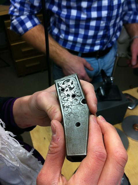engraving workshop