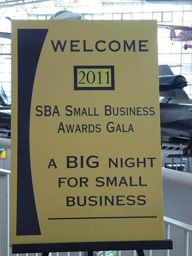 SBA Awards 2011