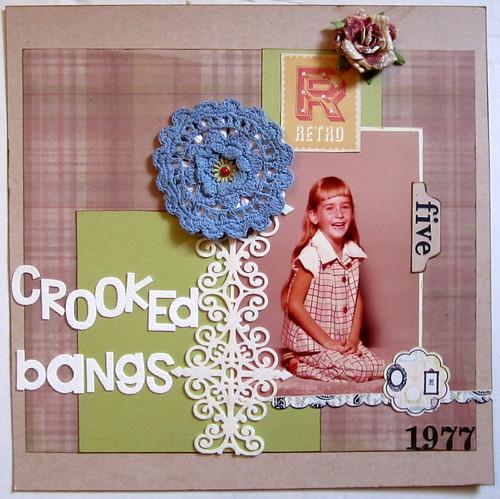 Crooked Bangs