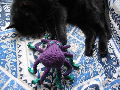 Pie octopus