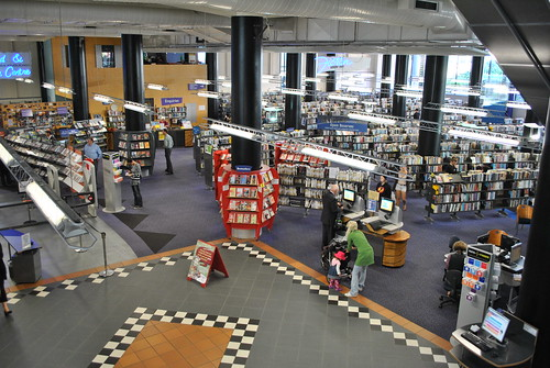 Wellington Central Library by ekcragg, on Flickr
