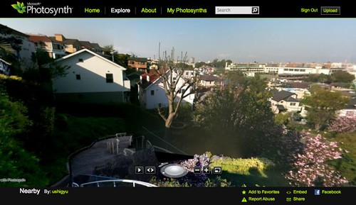 Nearby - Photosynth