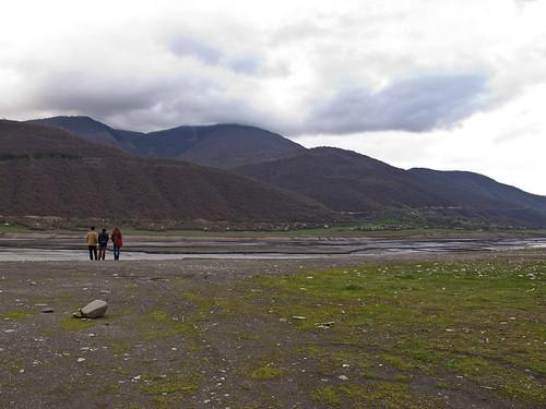 Zhinvali river