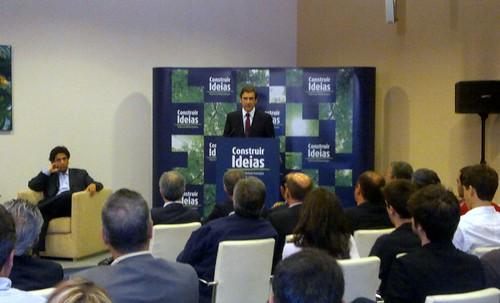 Pedro Passos Coelho em sessão