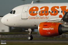 G-EZIS - 2528 - Easyjet - Airbus A319-111 - Luton - 101025 - Steven Gray - IMG_4179