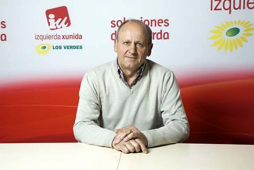 Constantino Avello Méndez, candidato a la alcaldía de Coaña
