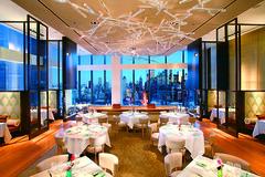 アフタヌーンティーで人気のホテル マンダリン オリエンタル ニューヨーク