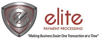 Elite Payment Processing Logo Long by ElitePaymentProcessing