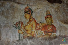 Fresco Sigiriya