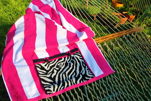 Beach Towel Makeover