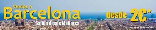 Oferta Barcelona Vuelos