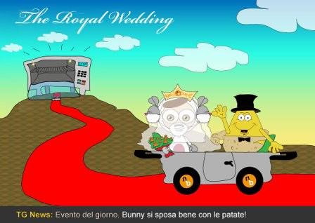 Il-matrimonio-di-Bunny by NorisBunny