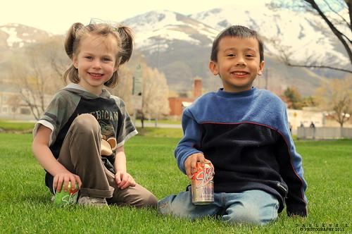 His classmate, Ariah
