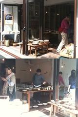 恵比寿陶器市