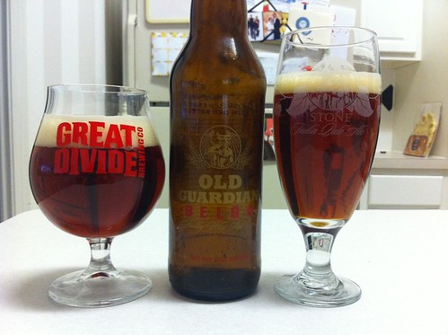 Stone Old Guardian Belgo (2011)