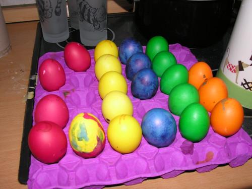 Kész tojások