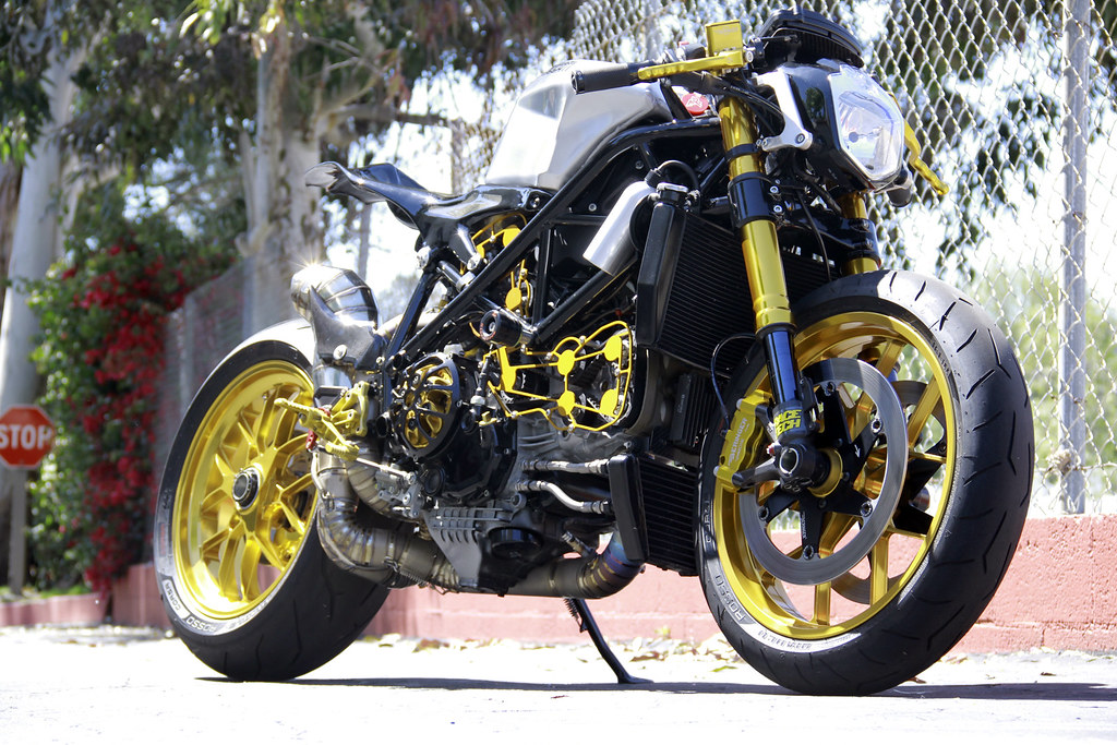 nick anglada 1098 cafe racer!!!!! - ducati.ms - the ultimate