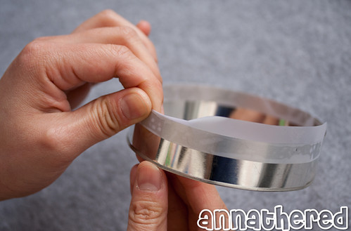How to make a cookie cutter / food shaper